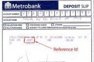 deposit form metrobank  How to Replenish LX Load Wallet - Financial Freedom ...